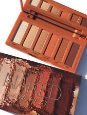 Urban Decay Naked Petite Heat Palette. 5x Eyeshadow 1x Highlighter Eyeshadow