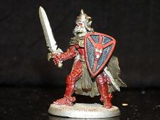 Ral Partha DEATH KNIGHT 11-502 Dungeons Dragons Metal Miniature Skeleton Fighter