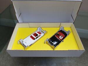 Scalextric 007 James Bond cars box new