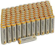 AmazonBasics ALK AA100FFP-U AMZ AA 1.5 V  Alkaline Battery 100-pack