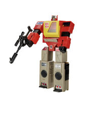 Transformers Vintage G1 Heroic Autobot Blaster Collectible 2020, New!