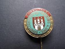Anstecknadel Ehrennadel Schützenverband Hamburger u. Um.