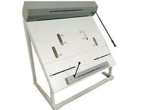 Floor Plate Punch & Bender Combo for Heidelberg SM52 SM74 SM102 Offset Printing