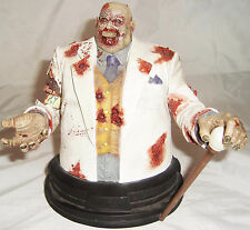 VILLAIN ZOMBIES COLLECTION MARVEL ZOMBIE KINGPIN MINI BUST NEW (READ AUCTION)