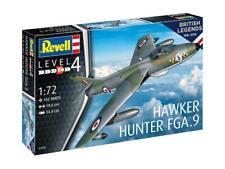 Revell 1/72 British Legends 1918-2018 Hawker Hunter FGA.9 # 03908