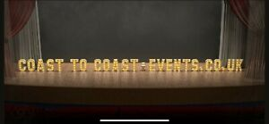 4 FT Quality LED Event Letters and Numbers