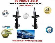 FOR CHEVROLET OPTRA 1J 1.6 1.8 2003-2008 2X FRONT LEFT RIGHT SHOCK ABSORBER SET