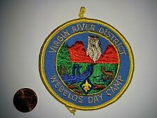 Virgin River District Webelos Day Camp patch