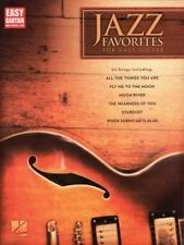 JAZZ FAVORITES FOR EASY GUITAR Tab