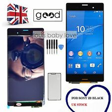 For SONY Xperia Z3 D6603 D6643 D6653 LCD Display Touch Screen Digitizer Black UK