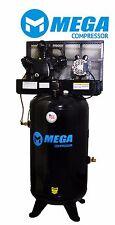 5HP Compresor de Aire Vertical MegaPower  MP-6580V, 80 galones, Monofasico