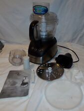 Black & Decker Power Pro Wide Mouth Food Processor FP2500S Applicance Kitchen