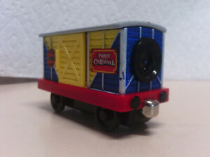 Thomas and Friends Take-Along Train Percy Carnival Movie Car Diecast Metal 2007