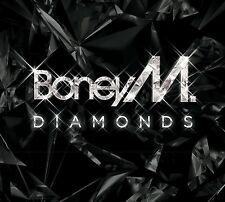BONEY M. - DIAMONDS (40TH ANNIVERSARY EDITION) BOX 3CD+ VINYL+TSHIRT NEU