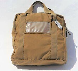 "Eagle Industries Ventilated 500D Kit Bag w/ Pocket (Coyote, 18x18"") - R-KB-W/P"
