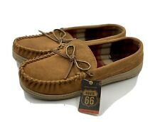 Men's Route 66 Moccasin Slippers for