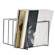 Metal LP Vinyl Record Display Turntable Shelf Storage Shelf Exhibit Stand Holder