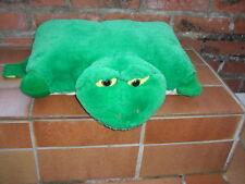 peluche coussin grenouille Filantex cale-nuque toucher très doux oreiller voyage