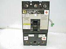 Square D 3 Pole 100A Circuit Breaker 500V Khf3610016Dc2315