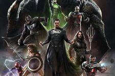 Justice League Dvd {Hbo Max]New&Sealed Affleck Gadot [Z. Snyder] 4 Hr See desc.