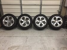 "2018 GENUINE OEM LAND ROVER RANGE ROVER 20"" NEW TAKE OFF WHEELS RIMS TIRES 99135"