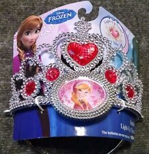Disney Frozen Anna Tiara Light-Up Gem Girls 3 yrs+ New 2014
