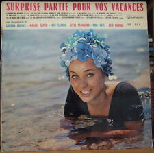 SURPRISE PARTIE PUR VOS VACANCES CHEESECAKE FUN COVER  FRENCH LP