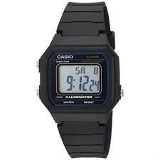 Casio Core Collection Black Strap Men's Watch W-217h-1avef