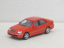 Mercedes-Benz C 320 in rot, ohne OVP, Hongwell/Cararama, 1:43