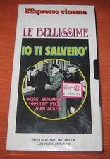 """Videocassetta/VHS/Alfred Hitchcock """" IO TI SALVERO' """" L'Espresso"""