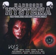 Hysteria 2/Ultimate Hardcore Collection von Various Artists (2012)