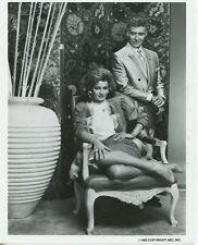 Stephanie Beacham Ricardo Montalban Dynasty Colbys Original 7x9 photo #V6820