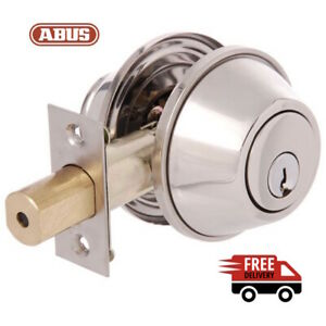ABUS Double Cylinder Deadbolt-FREE POST