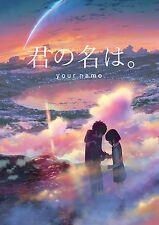 """Kimi no na wa """" Your name """" Poster Anime Art Silk Wall Posters Decor 24x34"""" YoN4"""