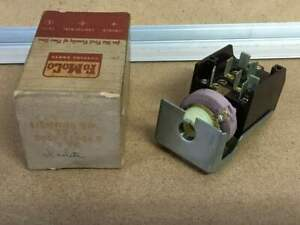 NOS 1960 1961 Ford Falcon Mercury Comet Ranchero Headlight Switch