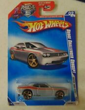 Hot Wheels 2009 Faster Than Ever Series Dodge Challenger Concept Gray #2/10 bf5