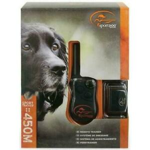 SportDOG SportTrainer Remote Trainer - 450m - For Dogs Over 3.6kg - Rechargeable