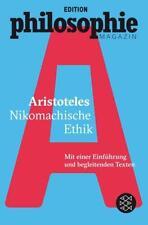 Nikomachische Ethik von Aristoteles (2016, Taschenbuch), UNGELESEN
