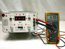 Power Designs 6050c Universal Dc Source Power Supply 0 60v 0 5a Tested