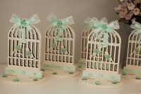 Rustic Wedding Decoration, TABLE NUMBER, Birdcages, Any colour, Party Decor