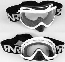 Gafas blancos para conductores