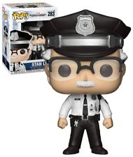 Funko POP Vinyl - Stan Lee - Captain America - Police Cameo - Damaged Outer Box