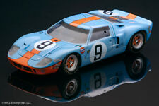 1968 Gulf GT40 Le Mans Winner 1/24 scale water transfer decals w/masking templat