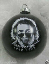 JERRY GARCIA MEMORIAL LIMITED EDITION COLLECTIBLE ORNAMENT 1996 BLACK NEW os
