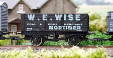 Dapol B867 7 Plank W E Wise Mortimer Wagon Chassis 00 Gauge New Boxed - T48 Post