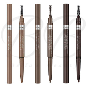 RIMMEL Brow This Way 2 in 1 Fill & Sculpt Eyebrow Definer *CHOOSE YOUR SHADE*