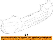 Jeep CHRYSLER OEM 02-04 Liberty-Bumper Cover 5066606AC