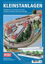 MIBA Kleinstanlagen Planungshilfen