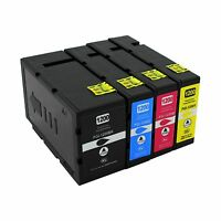 4PK PGI-1200XL 1200XL Ink For Canon 1200XL MAXIFY MB2020 MB2120 MB2320 MB27