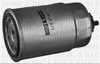 Borg & Beck Filtro Carburante per Rover Maestro Benzina Motore 1.3 51KW